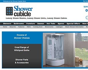 Shower Cubicle (BPS)